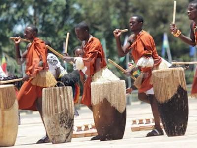 Uganda Traditional Dance